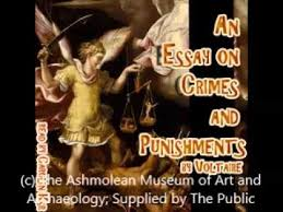 an essay on crimes and punishments voltaire full audio book  an essay on crimes and punishments voltaire full audio book