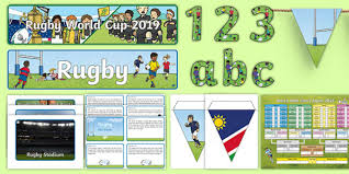 Rugby World Cup 2020 Teaching Resources Event Information