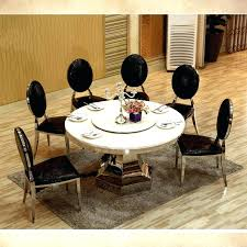 round table and chairs 8 round table and chairs 8 big round dining table with turntable