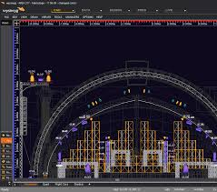 Theatrical Lighting Design Software Free Wysiwyg Lighting Design Cast Software