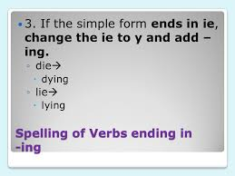 Adding –s, -es, -ing and -ed - ppt video online download