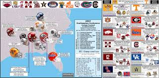 Bowl Bound College Football Charts College Football Bowl Chart The Number Of College Football