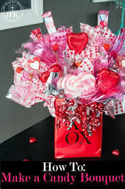 office valentine gifts. how to create a candy bouquet arrangement this diy gift is great for valentineu0027s day office valentine gifts c