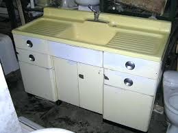 vintage kitchen sink cabinet. Vintage Kitchen Sink Cabinet Youngstown I