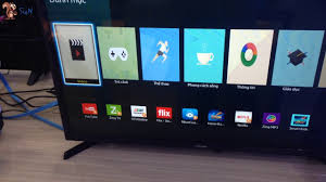 Soc - (How to use) Cách cài ứng dụng trên Internet Tivi Samsung 32 inch  UA32J4303 - YouTube
