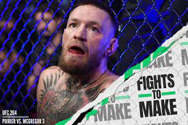 UFC 264: Dustin Poirier vs. Conor McGregor 3 - Fights to make - Bloody Elbow