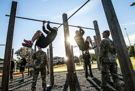 Initial Standards For The Coming Army Combat Fitness Test