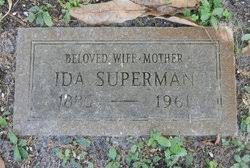 Ida Schwartz Superman (1886-1961) - Find A Grave Memorial