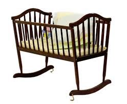 living room modern wood bassinet baby cradle design konica