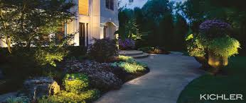 Small Picture Think Outside the Box The Secret to Outdoor Lighting Design