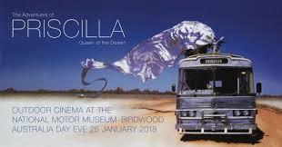 Outdoor Cinema - Priscilla Queen of the Desert - Adelaide