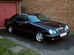 Mercedes E230 Kompressor Avantarge My Wheels past present.