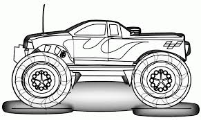 Free Car Coloring Pages To Print Printable Coloring Page For Kids