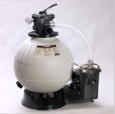 Pool Filter and Pool Pump System by Hayward® for Above Ground ...