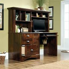 full size of sauder harbor view computer desk with hutch ii corner assembly instructions