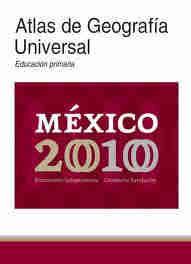 Encuentre y compre atlas libro sep 6 grado en libro gratis con precios bajos y. Atlas De Geografia Universal Primaria Ciclo Escolar Centro De Descargas