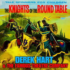 the knights of the round table tale spinners for children