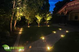 in ground lighting. Frosted Glass 3W Inground Lights Have Been Used On The Pathway And Clear In Ground Lighting H