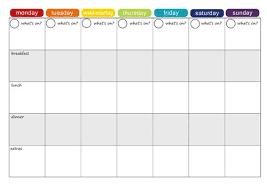 four week meal planner printable 4 week calendar ea62edae46a229ee714a4acb1d5eabe4 meal