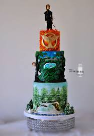 really cool hunger games cakes. Perfect Really Hunger Games For Really Cool Cakes N