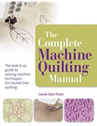 Machine Quilting Made Easy (Joy of Quilting): Amazon.co.uk ... & The Complete Machine Quilting Manual Adamdwight.com