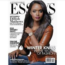 dillish mathews covers new issue of essay of africa kamdora dillish mathews covers new issue of essay of africa