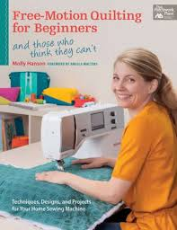 Free-Motion Quilting for Beginners by Molly Hanson 9781604684711 ... & Free-Motion Quilting for Beginners by Molly Hanson Adamdwight.com