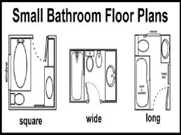 Small Bathroom Design Plans Brilliant Design Ideas De Large Small Narrow Bathroom Floor Plans