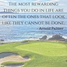 Arnold Palmer Quotes