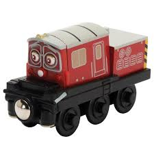 chuggington irving wooden railway
