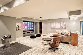 carpet tile design ideas modern. Area Rug On Carpet Ideas Basement Contemporary With Striped Tiles Black And Tile Design Modern .