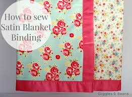 155 best Sewing Binding and Bias tape images on Pinterest | Sew ... & How to sew blanket binding on a baby blanket, how to sew satin blanket  binding, satin blanket binding tutorial, how to sew mitered corners on baby  blanket, ... Adamdwight.com
