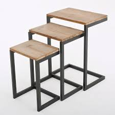 nesting tables. Cetus 3 Piece Nesting Tables AllModern