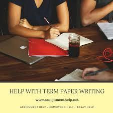 term paper writing help term paper writing help