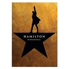 <b>Official</b> Hamilton An American Musical <b>Souvenir Program</b> Book