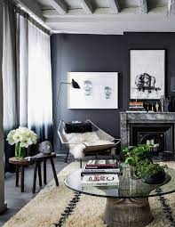 how to decorate successfully with black