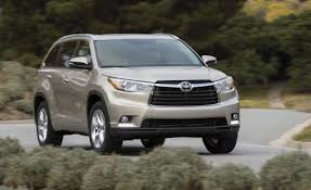 2014 Toyota Highlander First Drive | Review | Car and Driver