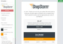 Receipt Email Template Supercharging Your Shopify Receipts Receiptful Shopstorm