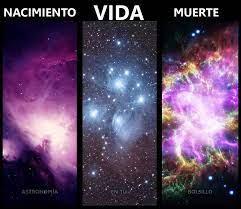 La evolución estelar, el ciclo... - Astronomía en tu bolsillo | Facebook