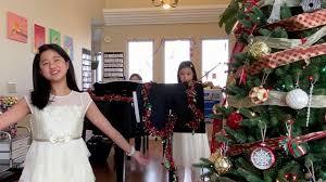 2020 Christmas Recital presented by the Mileeyae's Studio - YouTube
