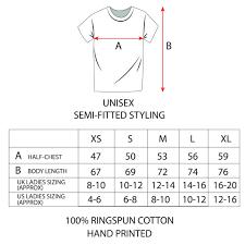 Puma Clothing Size Chart Uk Geometric Puma Cat Unisex T Shirt Stencilize