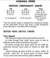 wiper motor on relay for a bodies only mopar forum below is the screenshot of the 67 dart switch the wires go off the page and through the bulkhead connector