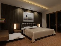 Comely Dark Brown Bedroom Plus Impressive Wall Side Table Ideas Combined  Interesting Wall Lamp Design Also Pretty Tile Light Idea