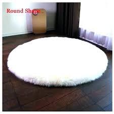 large sheepskin rug size of throw area white faux fur ikea rugs modern furniture s san jose