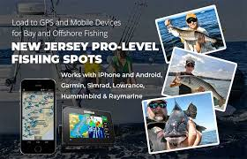 New Jersey Fishing Spots And Gps Coordinates Wrecks Reefs