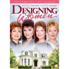 Designing Women Complete Series On Dvd Designing Women The Complete First Season Dvd Walmart
