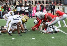 Michigan Football Scholarship Chart 25 Ways To Improve The Ohio State Vs Michigan Game The Ozone