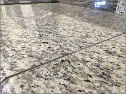Kitchen Granite Tile Countertops Granite Tile Countertop In White Tiger By Lazy Granite