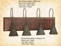 primitive lighting ideas. Fantastic Primitive Vanity Lights 24 Best Images About Lighting On Pinterest Colonial Ideas T