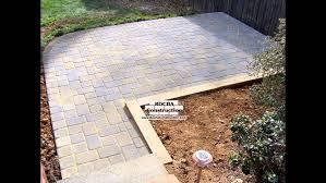 backyard paver designs. Paver Patio Designs   Patterns Backyard A